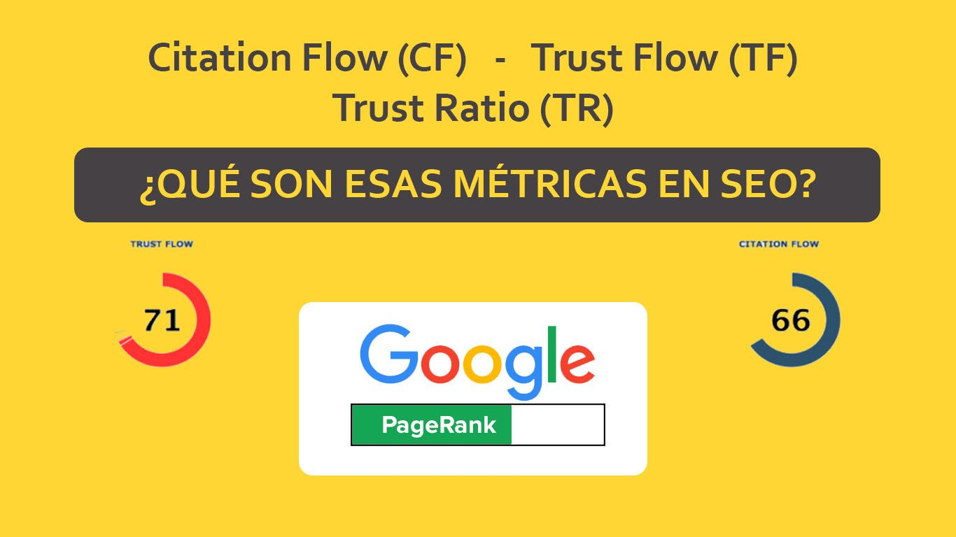 Citation Flow Trust Flow Trust Ratio