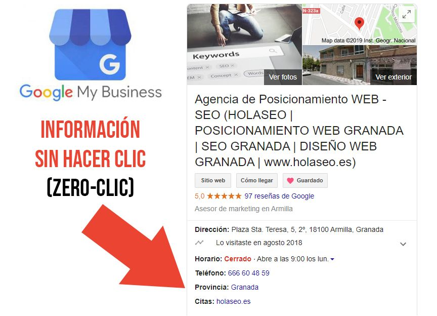 ficha google my business