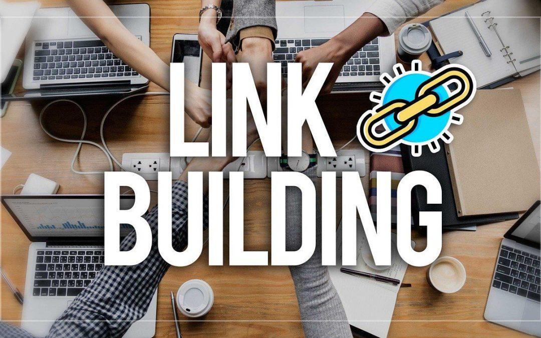 ¿Qué es la construcción de enlaces?