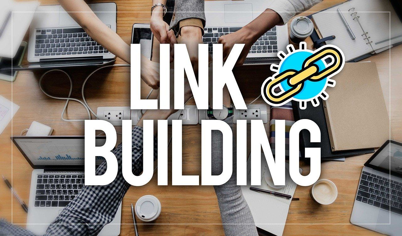 creacion de enlaces link building SEO