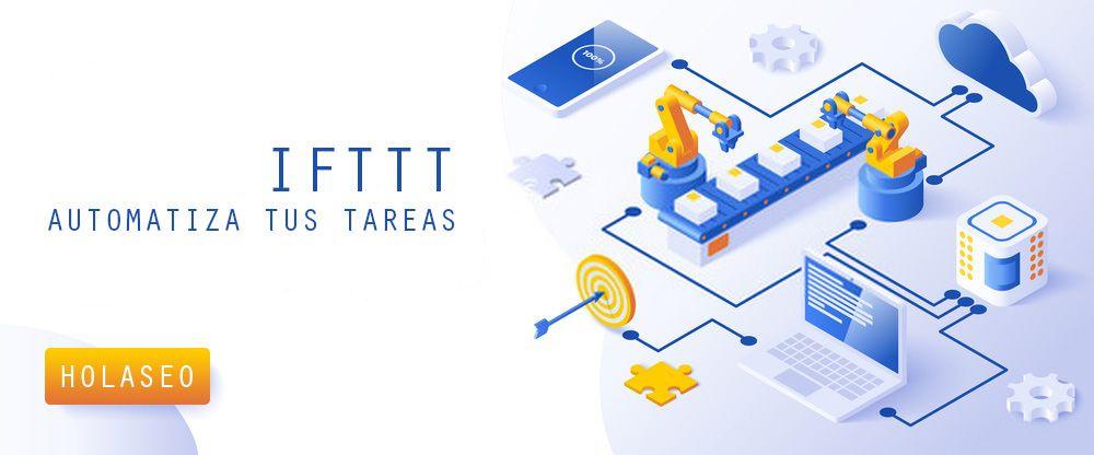 automatizando IFTTT