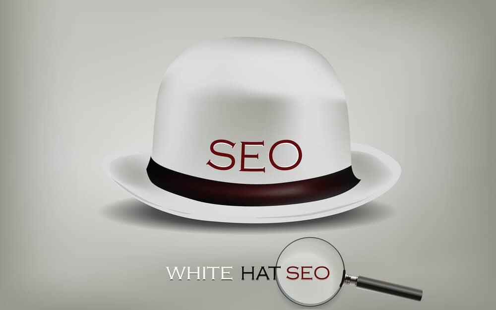 tecnicas de sombrero blanco holaseo
