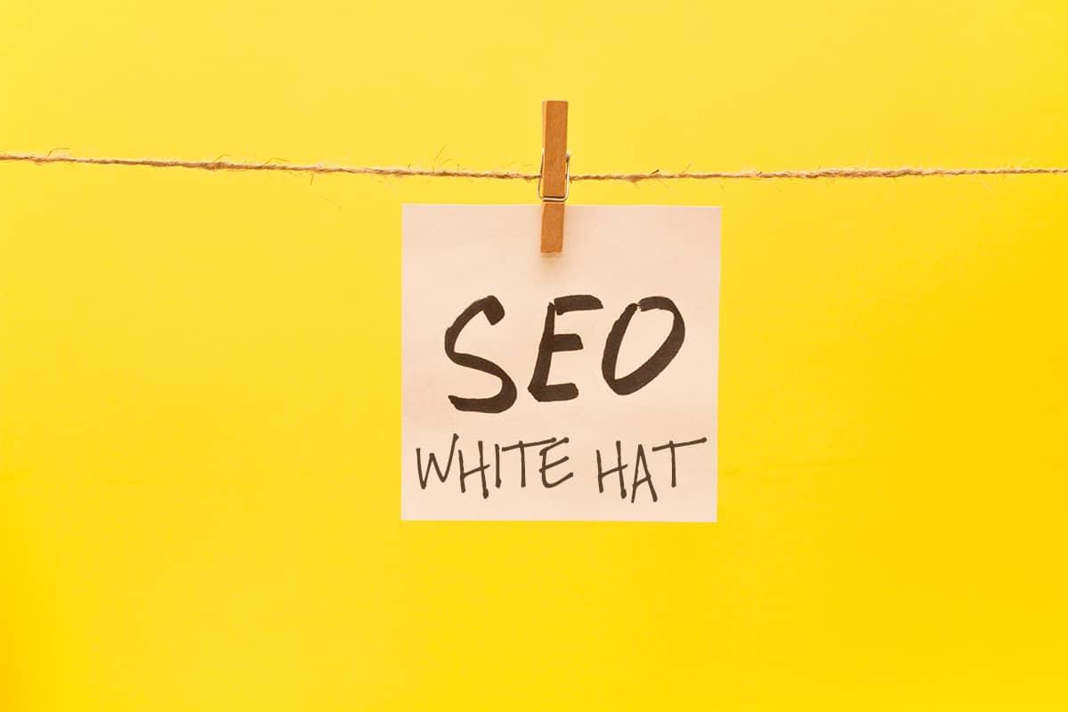 white hat estrategias