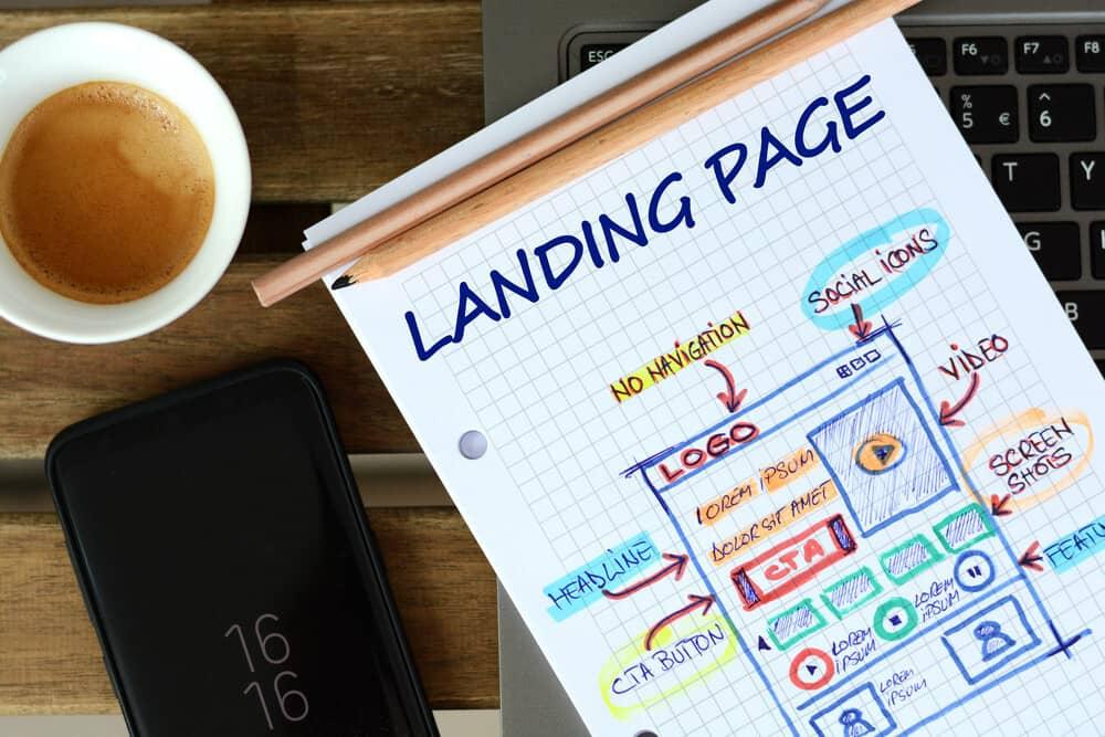 landing page o pagina de aterrizaje como crearla
