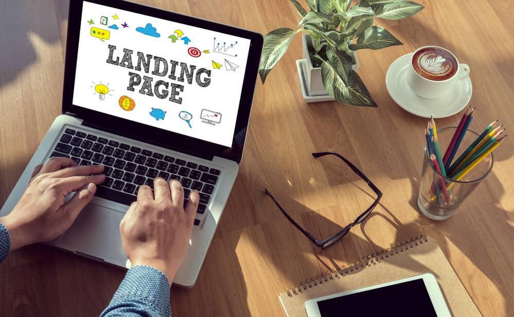 Qué es una Landing Page (página de aterrizaje)