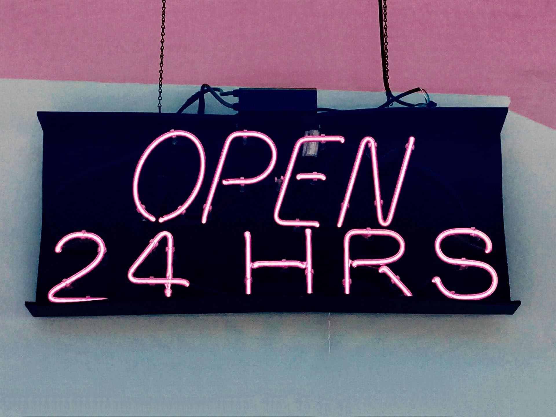tendencia busquedas horarios apertura 2021