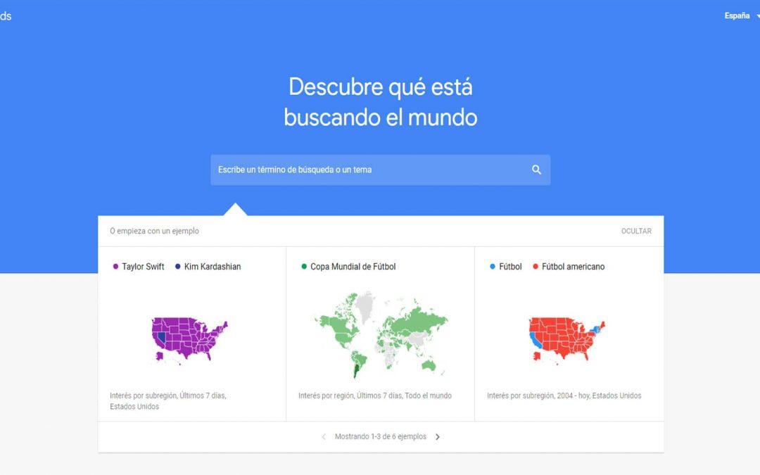 Cómo usar Google Trends para una estrategia de Marketing
