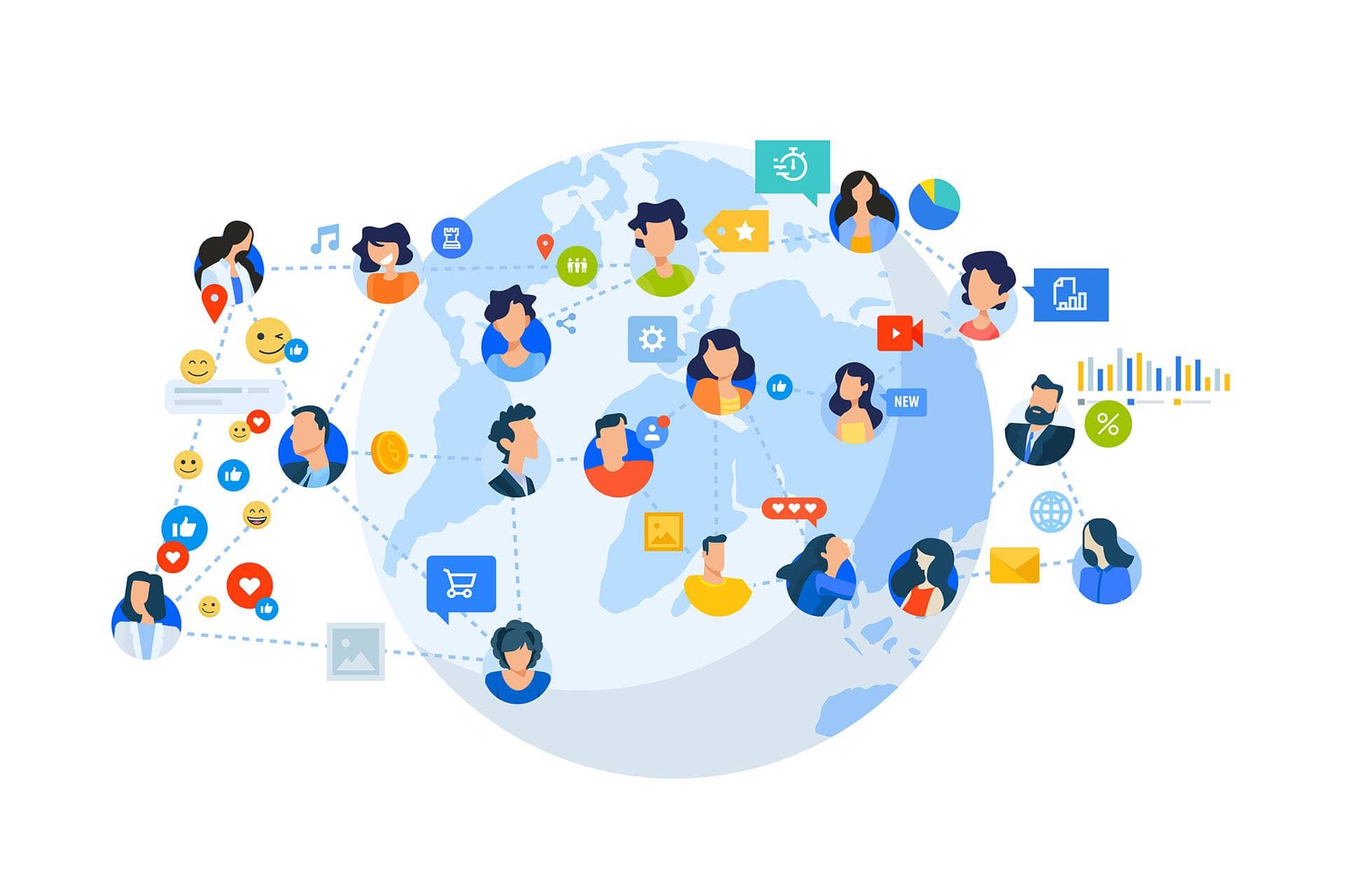 mejores redes sociales españa